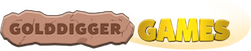 GoldDiggerGames.co.nz logo